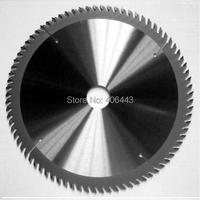 10 TCT Circular Saw Blade For Cutting Plastic 254mm 25 4mm 100T 120T