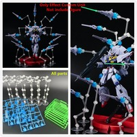 Susan model Dragoon & Laser Effect Custom Unit & Action Base for Bandai 1/100 MG ZGMF X13A PROVIDENCE Gundam DS002