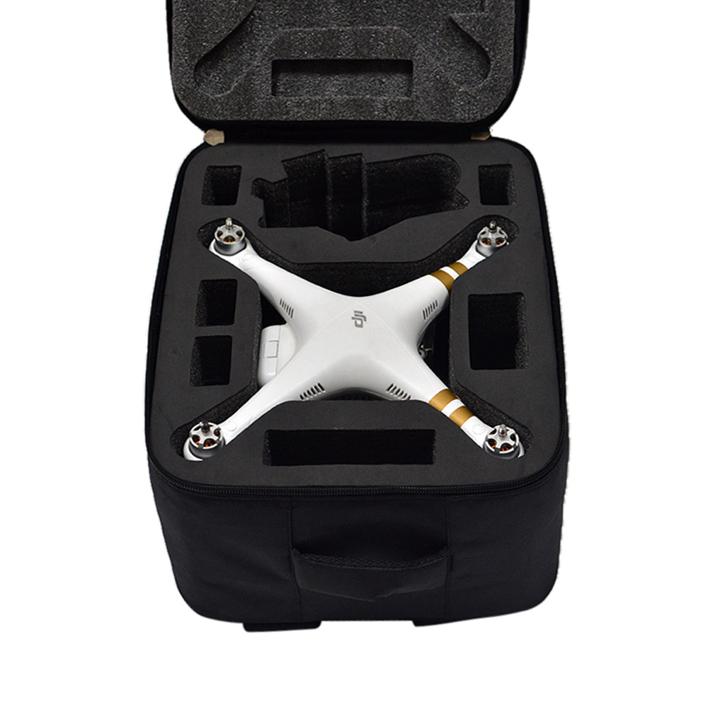 Aggressive Drones Bag For Dji Spark Carrying Shoulder Case Backpack Bag For Dji Phantom 3 Professional Advanced New Making Things Convenient For Customers