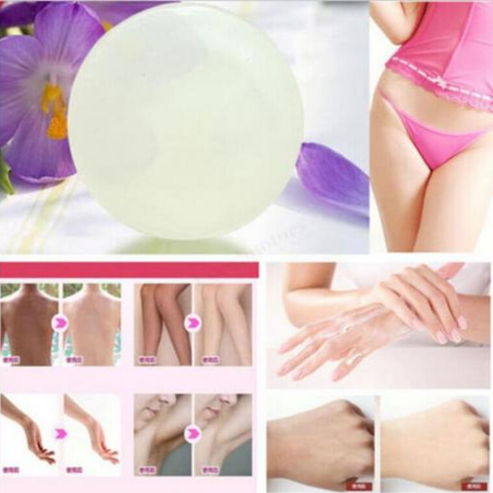 Skin Beauty Pure Soap Body Bleaching Whitening Lightening Anti Aging Face Body Hand Care Natural New Beauty Health Soap