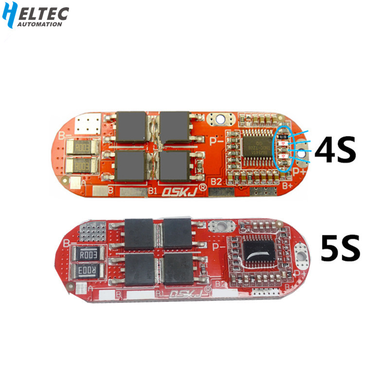 4S 20A/5S 20A BMS Board /Lithium Battery Protection Board