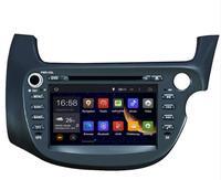 2 din 8 дюймов octa/quad core android fit honda fit/jazz 2007 Автомобильный Dvd плеер Мультимедиа Навигация GPS Радио DVD TV 3 Г WI FI КАРТА