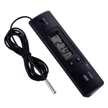 1Pcs LCD Digital Temperature Meter Thermometer Probe Sensor Wired for Refrigerator Air-Condition Electronic Thermometer Hot Sale