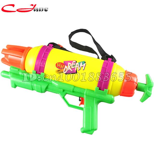 Envío gratis venta al por mayor superventas de la alta calidad de gran tamaño agua pistola pistola / de agua para chilren juguete / juguete de verano