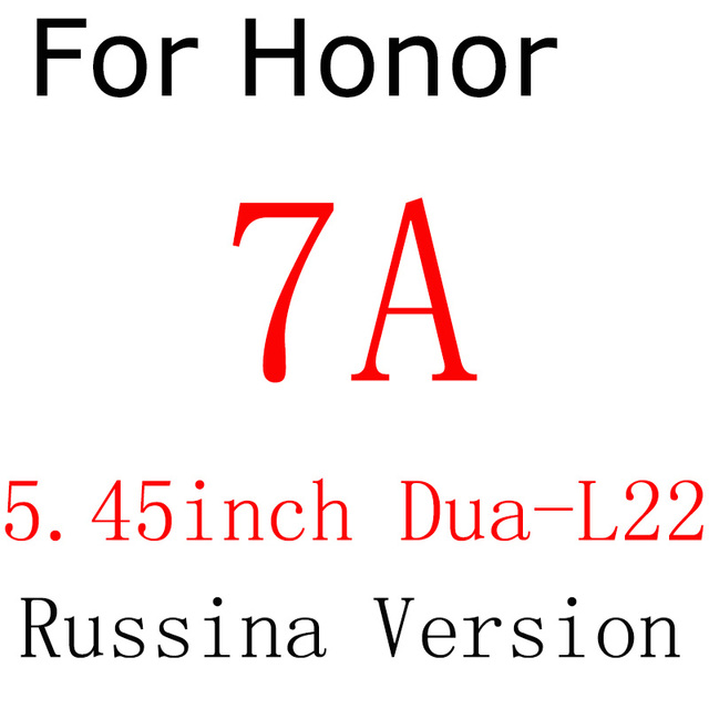 For Honor 7A