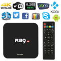 Docooler RK3229 R39 Smart Android 5.1 TV Box Quad Core KODI 16.1 XBMC UHD 4 К 1 Г/8 Г Мини-ПК Wi-Fi Miracast H.265 HD Media плеер
