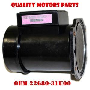 Maxima 95-99 Mass Airflow sensor for Nissan OEM 22680-31U00 2268031U05 for infiniti i30 MAF air flow meter 22680 31U00 31U05