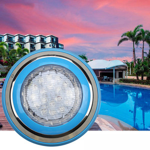 Image 5 - 12V Marine Boat RGB LED Underwater Light with Remote Control Swimming Pool Pond Outdoor Lighting