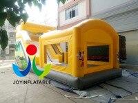 Надувная Детская горка с комбинированным батутом, надувная детская площадка и дом для прыжков на распродажах