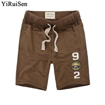 2018 Summer Hot Sell 100% Cotton Soft Shorts Men S-3XL Casual Board Shorts Fashion Short Pants For Man Bermuda Masculina