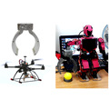 Elecrow Robotic All-Garra de metal para a Robot Arm Gripper Resumo De Metal Mecânica Garras DIY Kit Robô de Brinquedo Elétrico Kit