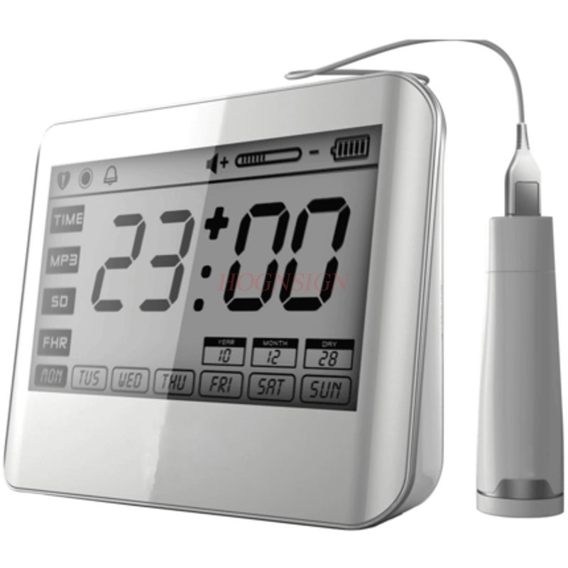 Fetal heart rate monitor fetal heart rate home monitoring and monitoring fetal sound fetal medicine