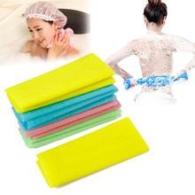 mling 1PC Beauty Skin Exfoliating Cloth Washcloth Japanese Body Wash Towel Nylon