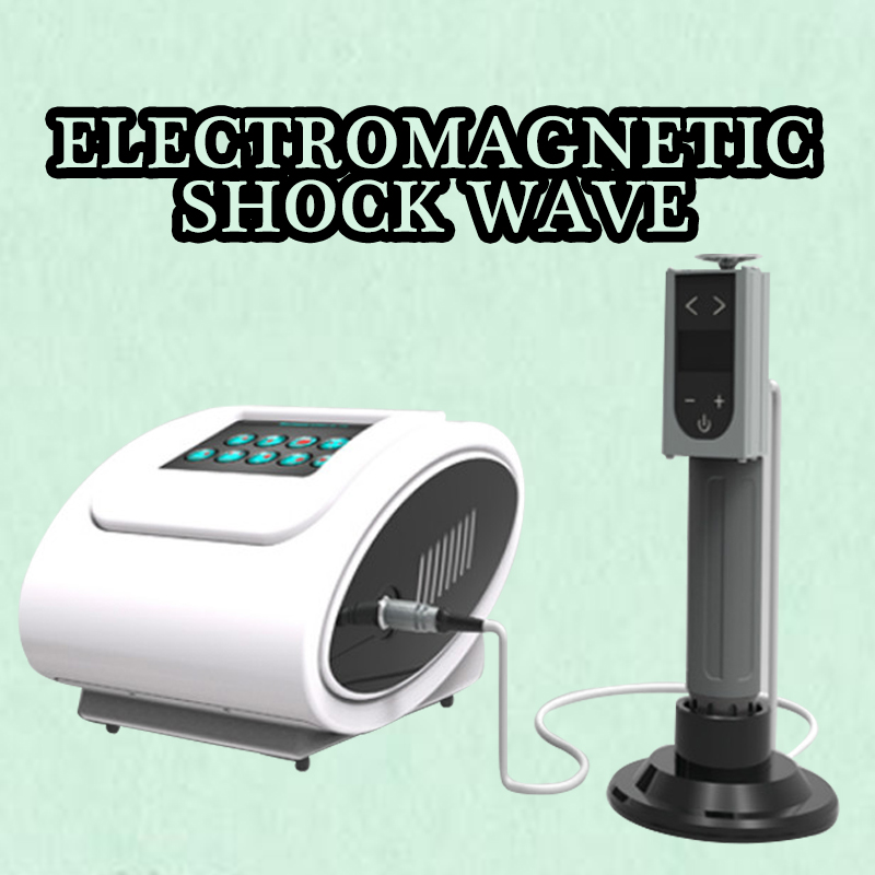 Hot Sale Onda De Choque Physiotherapy Machine For Man's Prostate Treatment Portabel Acoustic Radial Shockwave Therapy For ED