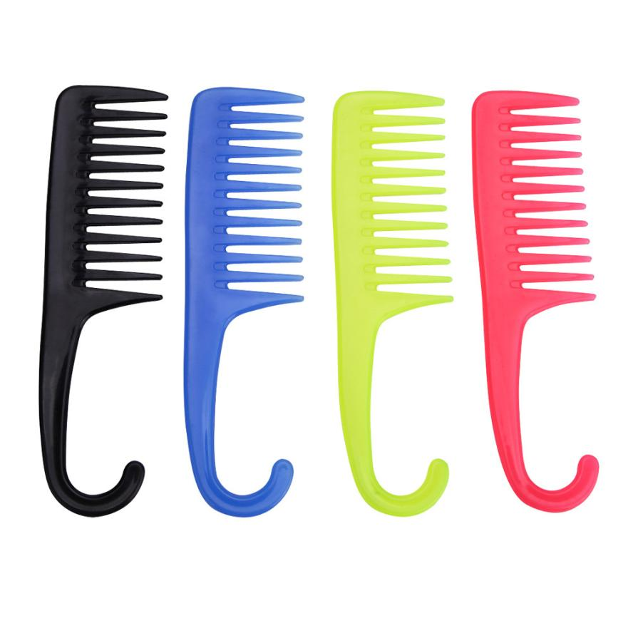 High Quality Anti-static Hair Combs Professional Black Hairdressing Brush Salon Barbers Tools Hair Comb For Men Women#212 1