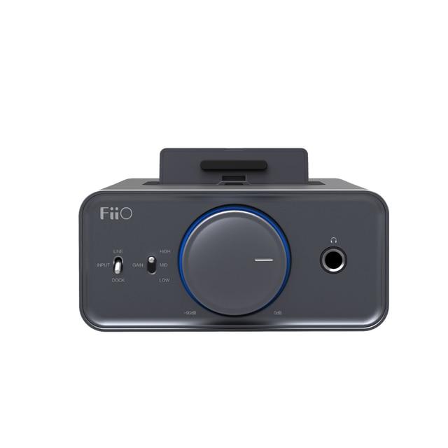 Новый Горячий Fiio настольных усилитель плеер k5 Для x7 x5 x3 базы рекомендуемые Бутик X3II/X5II/X7/E17K в USB DAC режим