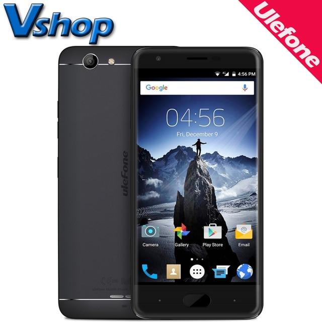 Original Ulefone U008 Pro 4G Mobile Phones Android 6.0 2GB RAM 16GB ROM Quad Core Smartphone Dual SIM 720P 5.0 inch Cell Phone