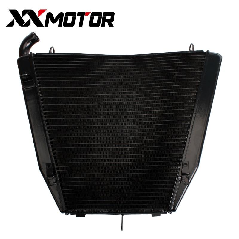 NEW Motorcycle Radiator Aluminium Cooler Cooling Water Tank For Honda CBR1000RR 2004 2005 2006 2007 CBR1000