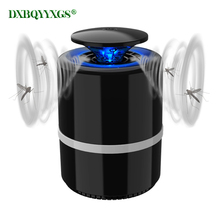 USB Electric mosquito killer lamp LED bug zapper mosquitos trap pest reject control repellent fly swatter safe and non-toxic