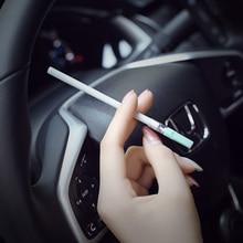 Тонкий Леди одноразовые сигареты Тар фильтр советы, чтобы уменьшить риск неприятный запах изо рта рака легких Марка сигар никотина устранить