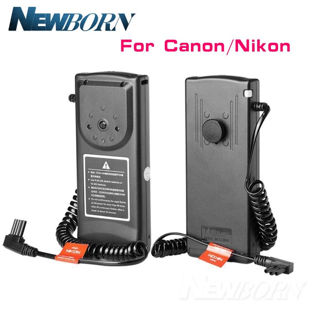 Godox CP-80 Flash Speedlite Externe Batterie Pour CANON Nikon YONGNUO GODOX YN568EX II 600EX-RT TT685 TT600 SB800 SB900