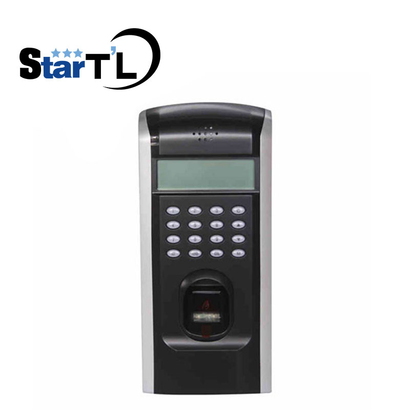 free software free SDK and warranty F7 fingerprint access control time attendance system with RS232/485, TCP/IP стоимость