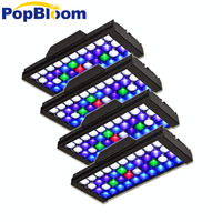 DSunY Aqua light Dimmable Led Aquarium lights Coral lamp for marine fish dimmer Professional Fish&Aquatic lightings MJ3BP4