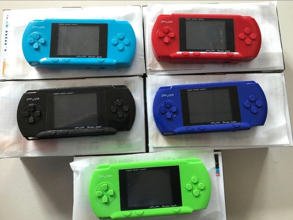 SchöN Pvp 3000 Handheld Spiel Player Eingebaute 89 Spiele Tragbare Video 2,8 lcd Handheld Player Für Familie Mini Video Spiel Konsole Ausgezeichnet Im Kisseneffekt Unterhaltungselektronik