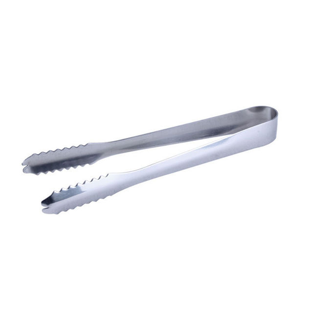 Practical Multipurpose Eco-Friendly Stainless Steel Ice Tongs