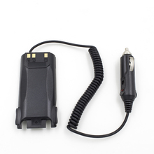 Walkie Talkie Baofeng UV-82 Battery Eliminator Car Charger For Pofung UV-89 UV 82 UV-8D UV-89 Radios