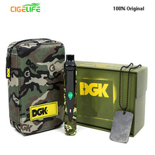 Cera a base de hierbas cigarro cigarrillos electrónicos Vape DGK Snoop Dogg G PRO Kit de Cigarrillo Electrónico 2200 mAh Hierba Seca Portátil vaporizador cigarrillo electrónico