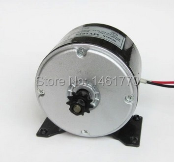 hot sale MY1016 24V 350W accessories for bike ,electric motors for bikes,E-bicycle high speed motor