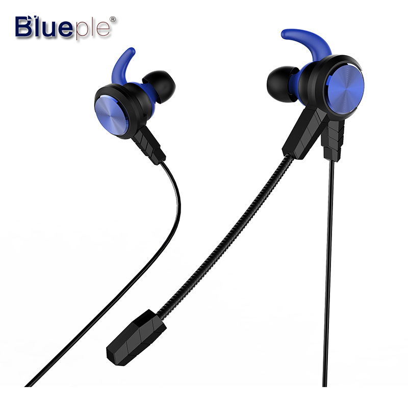 Blueple Gamer Headset In Ear Earphone for Xbox One Headset Stereo Bass Earphone with Mic for PC mp3 player