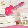 children's pendant lighting creative cartoon children's Led fixtures boy and girl bedroom Pendant Lights