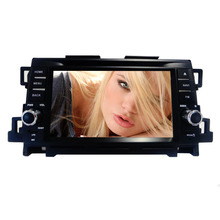 ROM 16G 2 din Android dvd De Voiture pour Mazda CX-5 2012 2013 2014 Navigation radio audio GPS IPOD bluetooth Russe menu