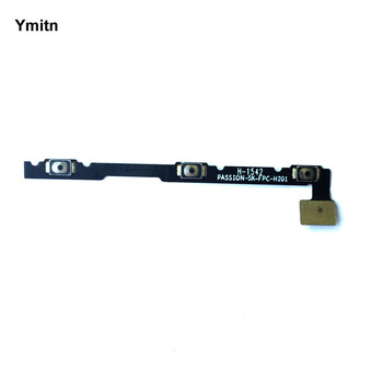 New Ymitn Housing Boot Volume Flex Cable Power Key Button Small Board Side Key For Lenovo VIBE P1 C72/C58 P1a42 P1c72 P1c58