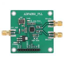 VBESTLIEF 1 шт. 137 М-4,4 ГГц источник радиочастотного сигнала фазовая Блокировка частоты синтезатор ADF4350 макетная плата