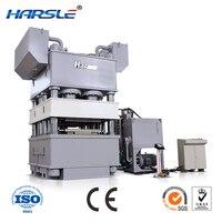 China high efficiency harsle brand door metal embossing machine