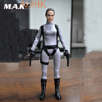 The whole set Kumik KMF043 1/6 Scale Lara Croft Tomb Raider Angelina Jolie Figure Model Hobbies Collection