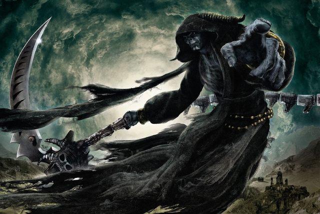 Tienda Online Dark Grim Reaper muerte horror asustadizo espeluznante ...