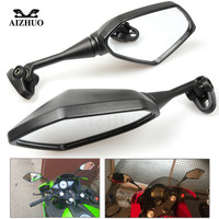 Motorcycle Accessories Rear View Mirrors Racing Sport Bike for yamaha mt07 yz 125 r25 mt 09 tracer r1 2004 2007 2008 2015