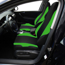 Classics Car Seat Cover Universal Fit Most Brand Car Cases 6 Colors Car Seat Protector Car Styling Seat Covers Ventilation aumohall 2 pcs universal automobiles seat covers waterproof nylon auto car van front seat cover protector car styling 3 colors