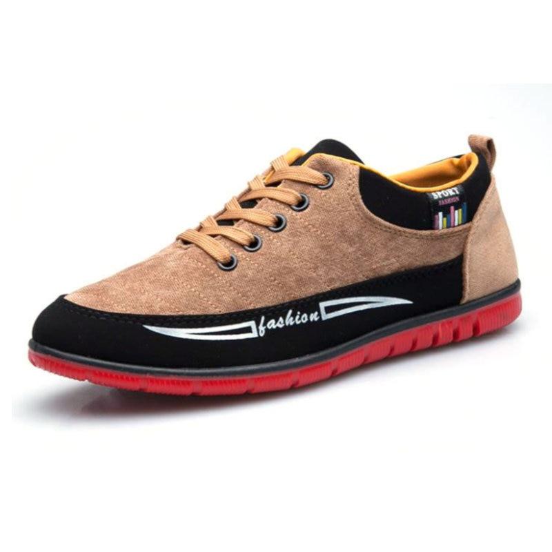 Nuevos zapatos casuales de lona de los hombres de alta calidad de CPI - Zapatos de hombre - foto 2