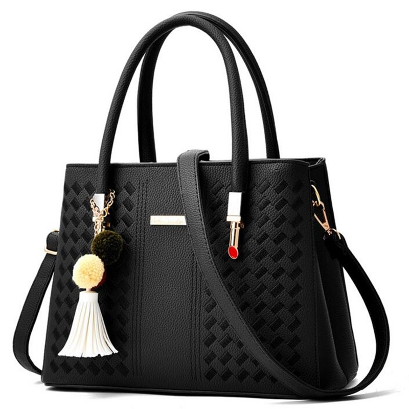 Women's Leather Handbag Brand Design Luxury High Quality Tote Bag Women Shoulder Crossbody Bags For Female Purse Bolsa Feminina vogue star women bag for women messenger bags bolsa feminina women s pouch brand handbag ladies high quality girl s bag yb40 422