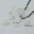 Etíope de plata sistemas de la Joyería de Los Pendientes/Anillo/Colgante de Cuerda/Del Brazalete Plateado Plata Flor Collares Africanos Etiopía Boda #017806