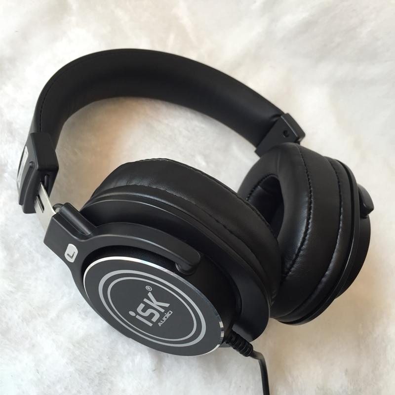 Originaal ISK MDH8000 kõrvaklapid Stereo HiFi DJ fone de ouvido - Kaasaskantav audio ja video - Foto 2