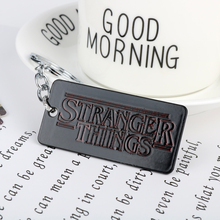 Stranger Things Metal Keychains