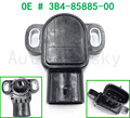 3B4-85885-00 OEM Датчик положения дроссельной заслонки для Yamaha 08-15 Grizzly Rhino YFZ 450R 3B4-85885-00-00 с высоким качеством 3B48588500