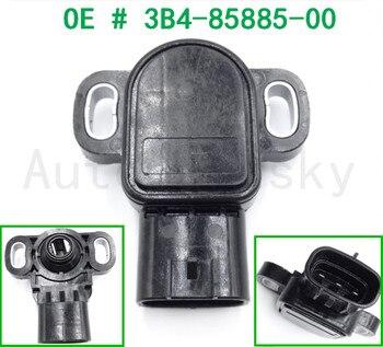3B4-85885-00 OEM gaz kelebeği konum sensörü Yamaha 08-15 Grizzly Rhino YFZ 450R 3B4-85885-00-00 Yüksek Kalite ile 3B48588500
