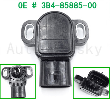 3B4-85885-00 Sensor de posición del acelerador OEM para Yamaha 08-15 rinoceronte YFZ 450R 3B4-85885-00-00 con alta calidad 3B48588500